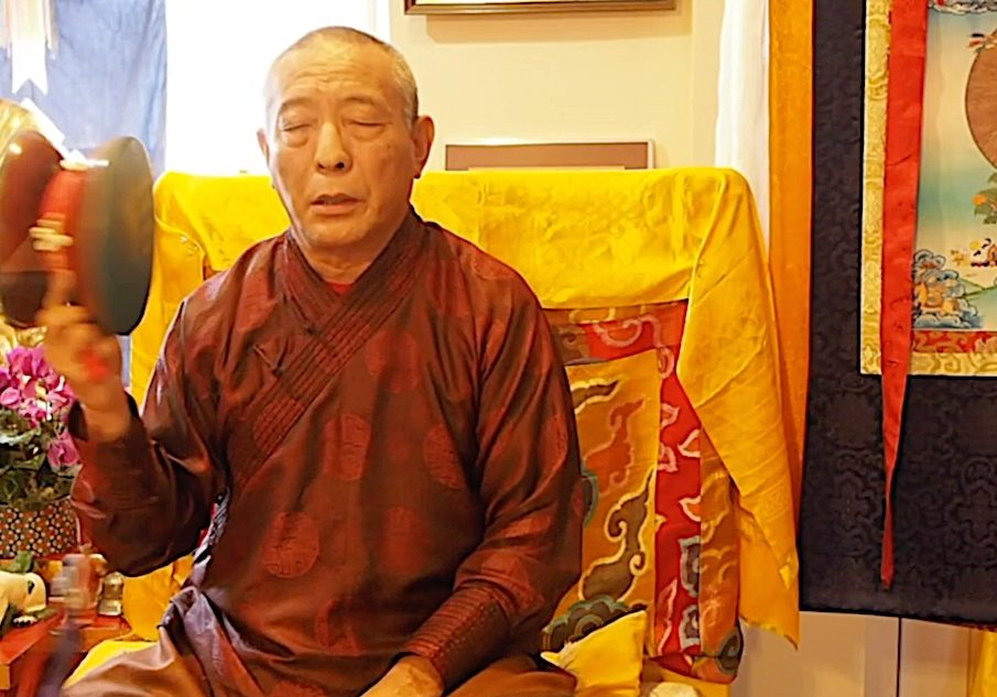 Buddha-Weekly-Chod Video H E Zasep Rinpoche-Buddhism