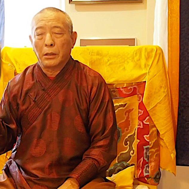 Buddha-Weekly-Chod Video H E Zasep Rinpoche-Buddhism