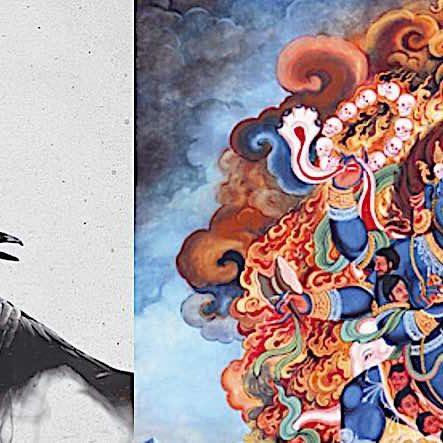Buddha-Weekly-Crow and Mahakala feature image-Buddhism