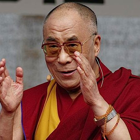 The Dalai Lama has written publicly that he is not certain the tradition of the Dalai Lama will continue.