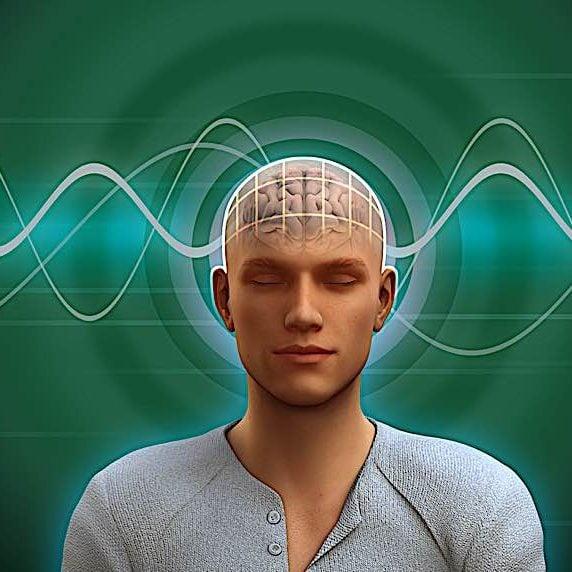 Buddha-Weekly-Feature image Brainwaves meditation-Buddhism