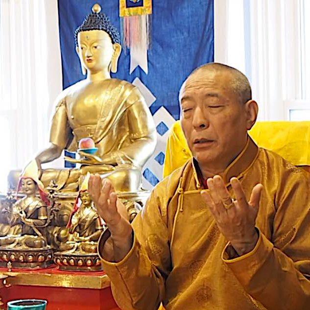 Buddha-Weekly-H.E. Venerable Zasep Tulku Rinpoche-Buddhism