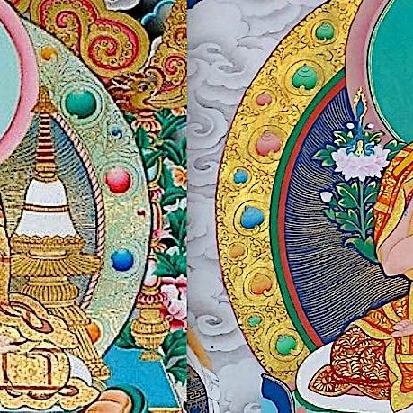 Lama Je Tsongkhapa's vast and perfect commentaries on Lamrim have helped countless students attain realizations.