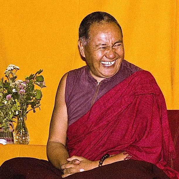 Lama Yeshe was famous as a pioneer who helped introduce many westerners to Buddhist Vajrayana.