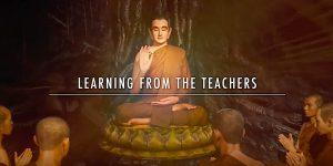 Buddha Weekly Learning from the Teachers Video Series Buddhism custom crop