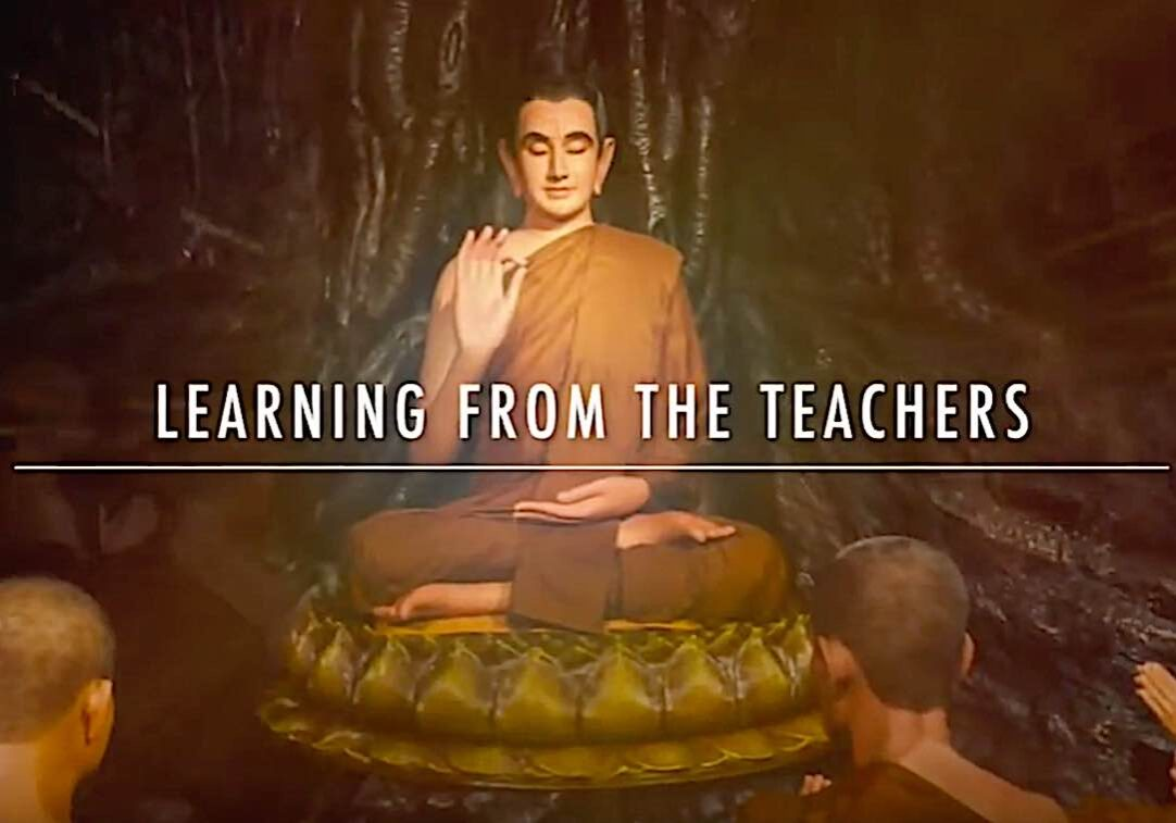 Buddha Weekly's Learning from the Teachers series of videos.