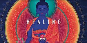 Buddha Weekly Medicine Buddha Video Retreat Part 1 Healing Medicine Buddha Buddhism custom crop