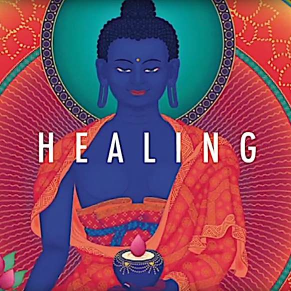 Buddha-Weekly-Medicine Buddha Video Retreat Part 1 Healing Medicine Buddha-Buddhism