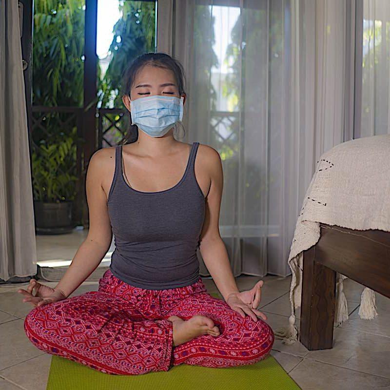 Buddha-Weekly-Meditate at home stay safe-Buddhism