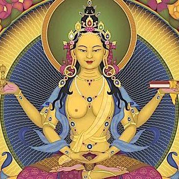 Prajnaparamita.