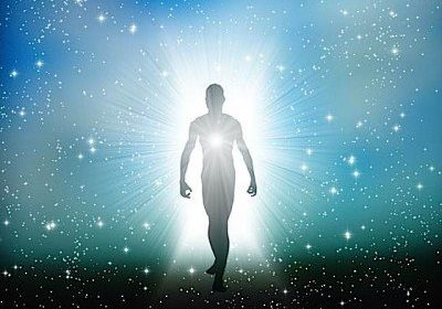 """Physics at least partially supports the notion or rebirth. Matter is never destroyed, it is converted to energy. All beings are born out of the same elemental soup—romantically thought of as """"stardust."""""""
