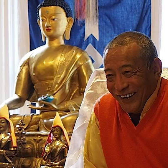 Buddha-Weekly-Rinpoche Laughing Gaden Choling Ngondro 2016-Buddhism