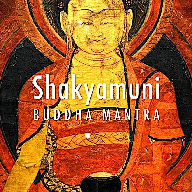 Buddha-Weekly-Shakyamuni Mantra Video-Buddhism