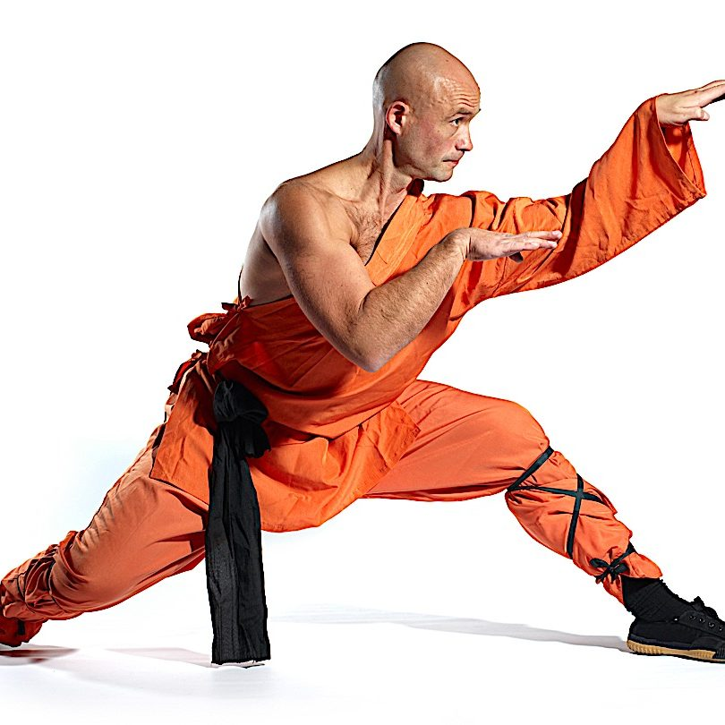 Shaolin kung fu is almost synomous with Buddhist monastic discipline.