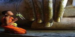 Buddha Weekly Taking Refuge Buddhism custom crop