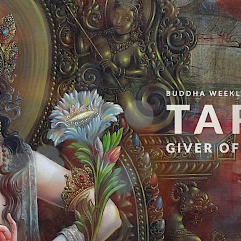 Tara Giver of Peace recited by Jason Espada video.