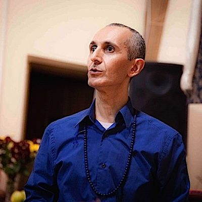 Theodore Tsaousidis is a dynamic teacher who teaches healing. Theodore is a teacher and student of Buddhism and Shamanism both.