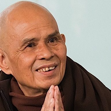 The most Venerable Thich Nhat Hanh.