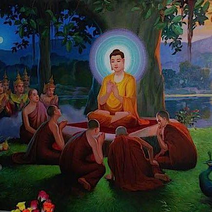 Buddha-Weekly-Three Jewels Buddha dharma Sangha-Buddhism