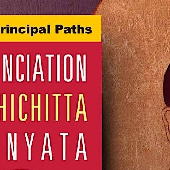 Buddha-Weekly-Three Principal Paths-Buddhism