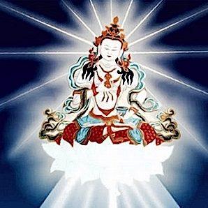 Buddha-Weekly-Vajrasattva's Purifying Light-Buddhism