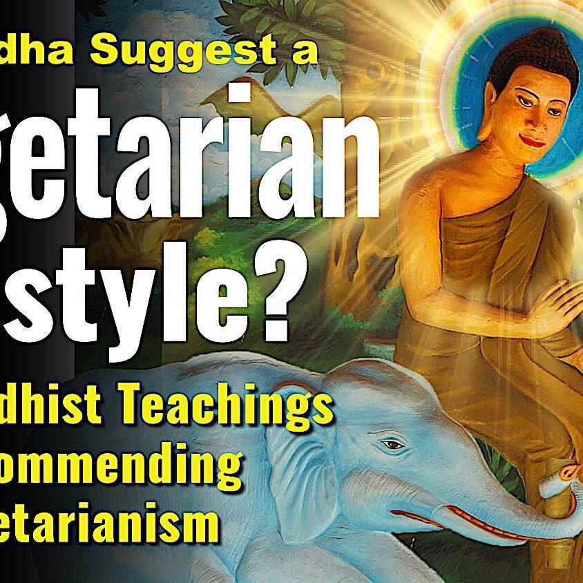 Buddha-Weekly-Vegetarian-lifestyle-BW-Youtube-title-Buddhism