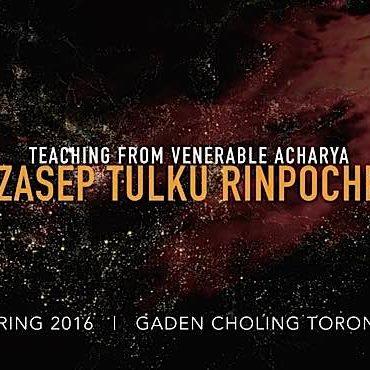 Buddha-Weekly-Video 3 Buddha Weekly Zasep Tulku Rinpoche-Buddhism