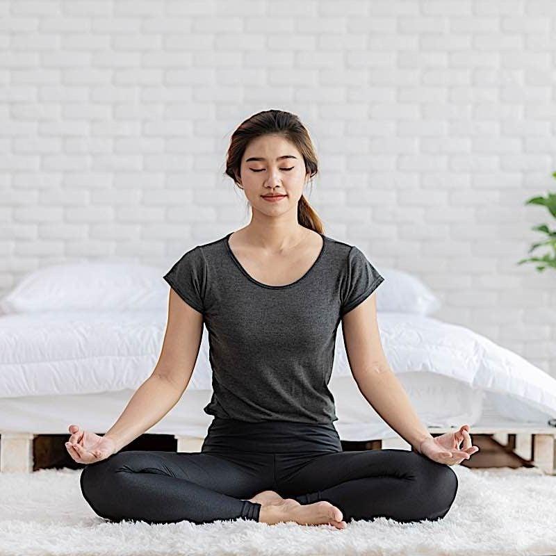Buddha-Weekly-Vipassana before bed-Buddhism