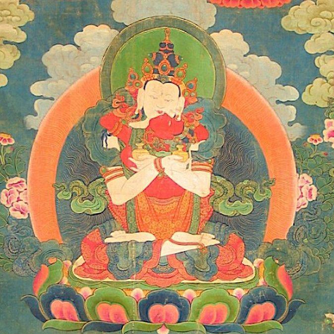 Buddha-Weekly-White Heruka Vajrayogini Long Life Practice Feature Image-Buddhism