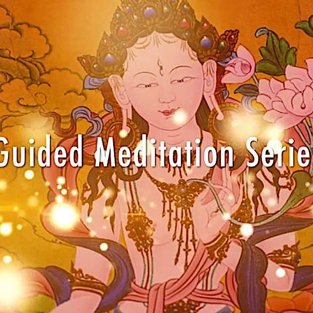 Buddha-Weekly-White Tara Video long life practice guided meditation series title-Buddhism
