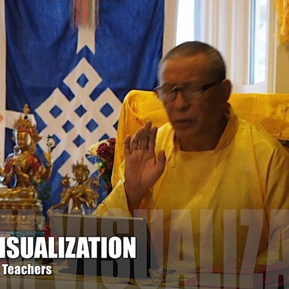 Buddha-Weekly-Zasep Rinpoche Feature Yidam Visualization-Buddhism