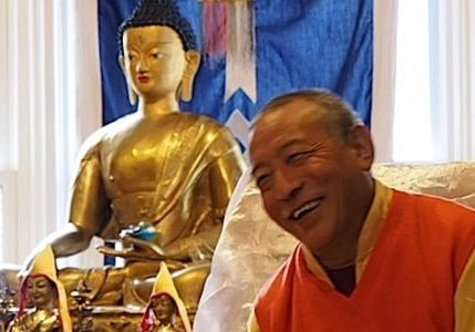 Spiritual Director Venerable Zasep Tulku Rinpoche. Born in eastern Tibet in 1948, Zasep Rinpoche was enthroned as the Thirteen Zasep Tulku (incarnation) at Zuru Monastery at the age of five. He is Spiritual Director at centres in Canada, USA, Australia and annually teaches in Mongolia and other countries.