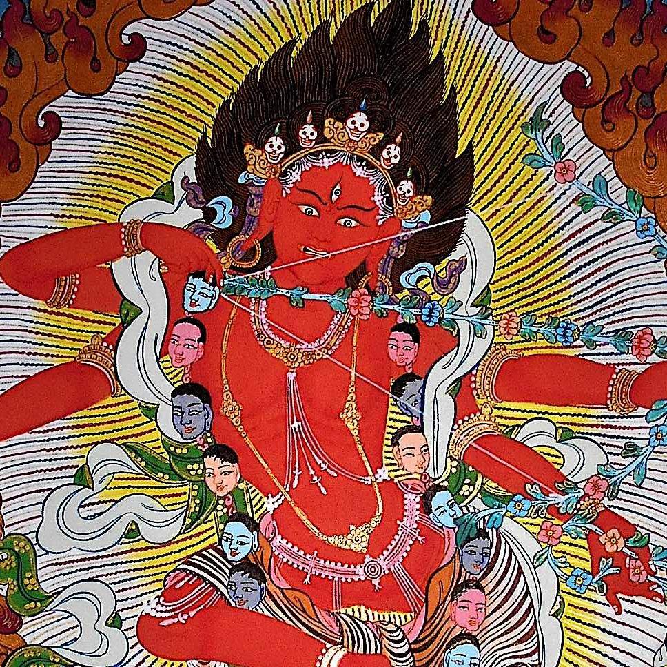 Buddha-Weekly-kurukulla-Buddhism