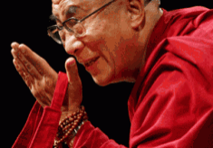 Like the Dalai Lama, lamas, gurus and teachers of any legitimate lineage can help guide those who seek enlightenment. In Vajrayana, the teacher is important.