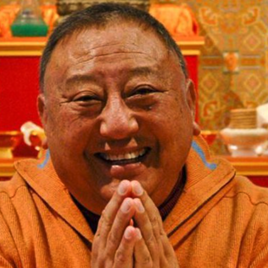 The late Gelek Rinpoche embodied blissful wisdom.