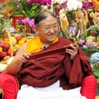 Happy Birthday to His Holiness Sakya Trizin!