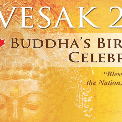 Vesak Day 2016 Buddha Birthday celebration